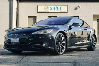 Used 2015 Tesla Model S P85D AUTOPILOT, INSANE MODE, SUB ZERO for sale in Burlington, ON