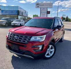 Used 2016 Ford Explorer XLT | 4WD | LEATHER | DUAL PANEL ROOF | for sale in Barrie, ON