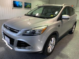 Used 2016 Ford Escape Titanium 4WD * Buy Online * Home Delivery for sale in Brandon, MB