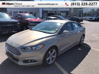 Used 2016 Ford Fusion SE  SE, A/C, BLUETOOTH, CRUISE, REAR CAMERA, LOW LOW KM! for sale in Ottawa, ON