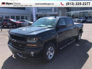 Used 2017 Chevrolet Silverado 1500 LTZ Z71  2LT, CREW, Z71, 5.3 V8, LEATHER, SPRAY IN LINER for sale in Ottawa, ON