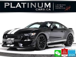 Used 2017 Ford Mustang Shelby GT350, 526HP, MANUAL, BREMBO, RECARO, BT for sale in Toronto, ON