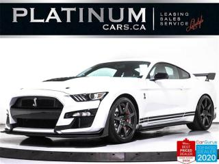 Used 2020 Ford Mustang Shelby GT500, GOLDEN TICKET, CARBON, TRACK/TECH PK for sale in Toronto, ON