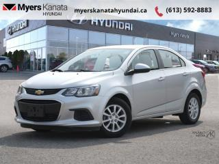 Used 2018 Chevrolet Sonic LT  - $90 B/W for sale in Kanata, ON