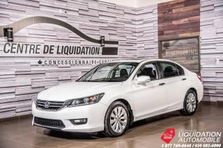 Used 2014 Honda Accord EX-L+TOIT+CAM/RECUL+MAGS for sale in Laval, QC
