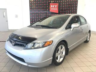 Used 2007 Honda Civic LX Achat comptant for sale in Terrebonne, QC