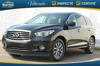 Used 2014 Infiniti QX60 AWD TOIT OUVRANT NAVIGATION for sale in Ste-Rose, QC
