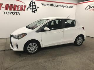 Used 2015 Toyota Yaris AIR, HB Auto LE for sale in St-Hubert, QC