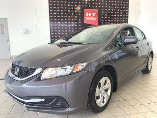 Used 2015 Honda Civic LX Financement disponible for sale in Terrebonne, QC