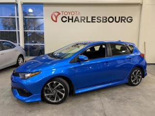Used 2017 Toyota Corolla iM Manuelle - À hayon for sale in Québec, QC