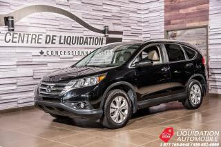 Used 2013 Honda CR-V Touring for sale in Laval, QC