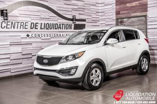 Used 2015 Kia Sportage LX+GR ELECTRIQUE+AIR CLIM for sale in Laval, QC