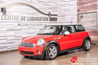Used 2008 MINI Cooper Hardtop Classic for sale in Laval, QC