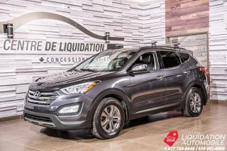 Used 2015 Hyundai Santa Fe Sport Luxury for sale in Laval, QC