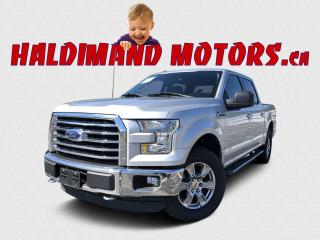 Used 2015 Ford F-150 XLT XTR CREW 4X4 for sale in Cayuga, ON