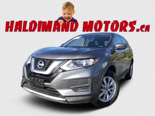 Used 2017 Nissan Rogue S AWD for sale in Cayuga, ON