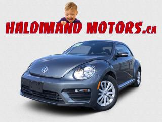 Used 2018 Volkswagen Beetle Trendline 2WD for sale in Cayuga, ON