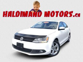 Used 2013 VW JETTA COMFORTLINE TDI 2WD for sale in Cayuga, ON