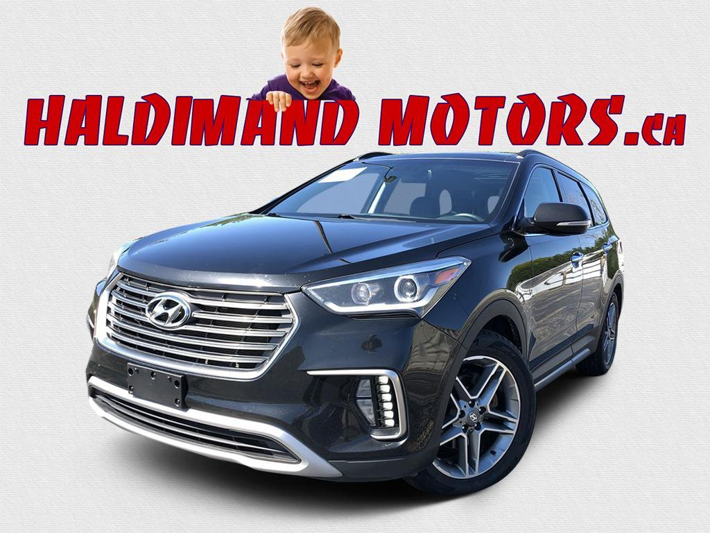 Used 2017 Hyundai Santa Fe Xl Limited Awd For Sale In Cayuga Ontario Carpages Ca