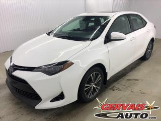 Used 2019 Toyota Corolla LE Groupe Amélioré MAGS TOIT OUVRANT for sale in Shawinigan, QC