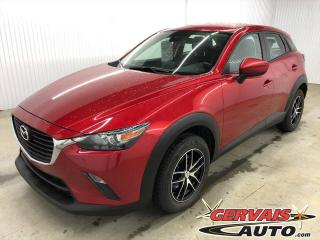 Used 2018 Mazda CX-3 GX AWD Caméra GPS A/C Bluetooth MAGS *Traction intégrale* for sale in Shawinigan, QC