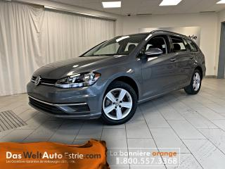 Used 2019 Volkswagen Golf Sportwagen Comfortline 4MOTION, Automatique Bas Kilo! for sale in Sherbrooke, QC