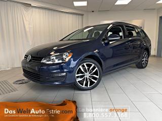 Used 2017 Volkswagen Golf Sportwagen 4Motion Comfortline, Toit, Automatique for sale in Sherbrooke, QC