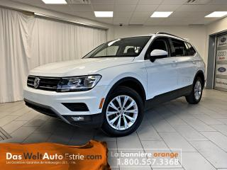 Used 2018 Volkswagen Tiguan Trendline 4Motion, Automatique Bas Kilo! for sale in Sherbrooke, QC