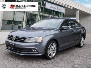Used 2015 Volkswagen Jetta Sedan Highline for sale in Maple Ridge, BC