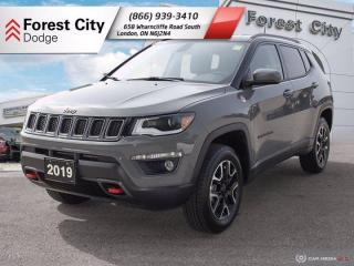 Used 2019 Jeep Compass Trailhawk for sale in London, ON