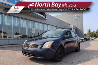 Used 2007 Nissan Sentra 2.0S Self Certify - Click Here! Test Drive Appts Available! for sale in North Bay, ON