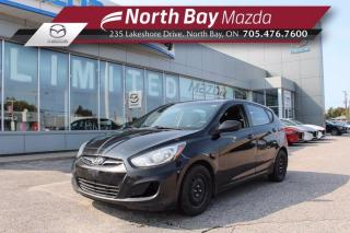 Used 2014 Hyundai Accent GL Self Certify - Click Here! Test Drive Appts Available! for sale in North Bay, ON
