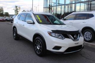 Used 2015 Nissan Rogue S TA CAMÉRA*MAIN LIBRE*AIR CLIMATISÉ for sale in Lévis, QC