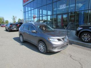 Used 2014 Nissan Rogue S AWD CAMÉRA*MAIN LIBRE*AIR CLIMATISÉ for sale in Lévis, QC