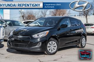 Used 2016 Hyundai Accent 5 PORTES L for sale in Repentigny, QC