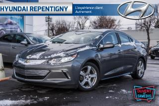 Used 2017 Chevrolet Volt 5 PORTES LT**A/C, GROUPE ÉLECTRIQUE, CUIR** for sale in Repentigny, QC