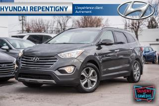 Used 2015 Hyundai Santa Fe XL AWD 3.3L Auto Luxury*7 PASSAGER, CUIR, TOIT PANO* for sale in Repentigny, QC