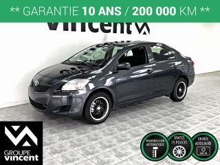 Used 2012 Toyota Yaris CE MAGS ** GARANTIE 10 ANS ** Très bas kilomètrage et Incroyablement fiable! for sale in Shawinigan, QC