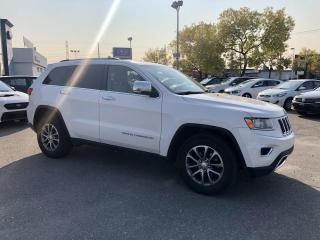 Used 2014 Jeep Grand Cherokee 4 RM, 4 portes, Limited for sale in Trois-Rivières, QC