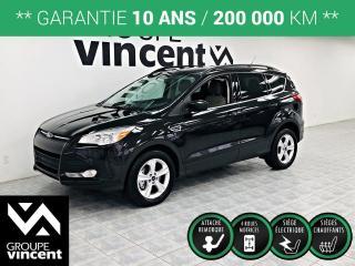Used 2014 Ford Escape SE AWD ** GARANTIE 10 ANS ** L'hiver en toute sécurité! for sale in Shawinigan, QC