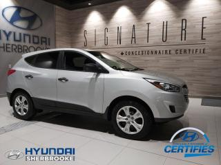 Used 2015 Hyundai Tucson GL+2WD+A/C+BANCS CHAUF+CRUISE+BLUETOOTH for sale in Sherbrooke, QC
