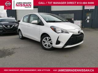 Used 2018 Toyota Yaris HATCHBACK LE for sale in Kingston, ON