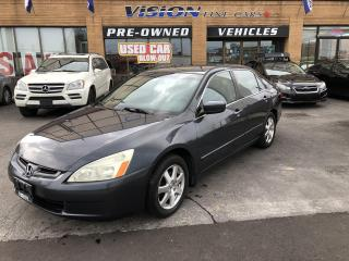 Used 2005 Honda Accord 4dr LX V6 Auto for sale in North York, ON