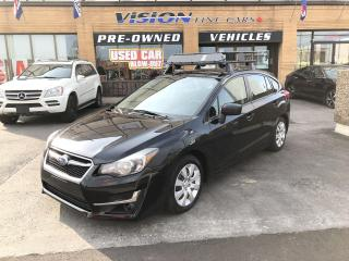 Used 2015 Subaru Impreza 5dr HB CVT 2.0i w-Touring Pkg for sale in North York, ON