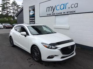 Used 2018 Mazda MAZDA3 GS SUNROOF, HEATED SEATS, ALLOYS, BACKU CAM!! for sale in Kingston, ON