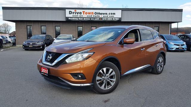 2015 Nissan Murano SL AWD **LIMITED EDITION**