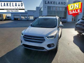 Used 2017 Ford Escape Titanium  - $167 B/W for sale in Prince Albert, SK