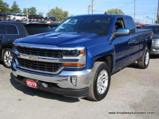Used 2019 Chevrolet Silverado 1500 LIKE NEW LD EDITION 6 PASSENGER 5.3L - VORTEC.. 4X4.. QUAD-CAB.. SHORTY.. TOUCH SCREEN.. CD/AUX/USB INPUT.. BLUETOOTH SYSTEM.. BACK-UP CAMERA.. for sale in Bradford, ON
