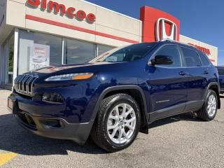 Used 2016 Jeep Cherokee North for sale in Simcoe, ON