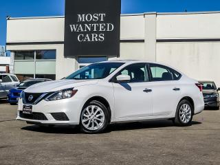 Used 2017 Nissan Sentra SV CAMERA BLUETOOTH PUSH BUTTON START ALLOYS for sale in Kitchener, ON